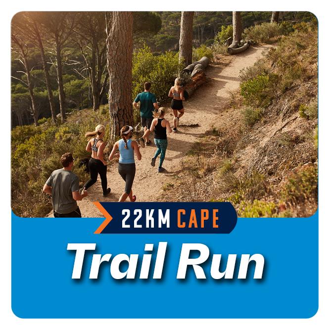 cape town 22km trail run